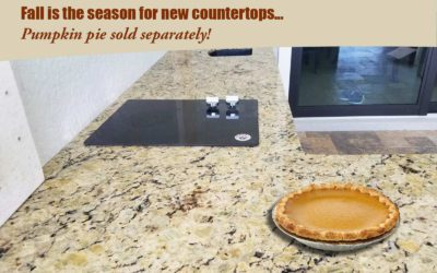 Fall In For Great Deals on Granite Countertops