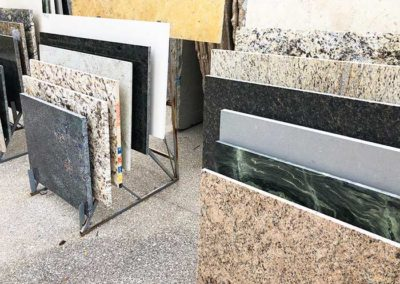 Marble Remnant Countertops