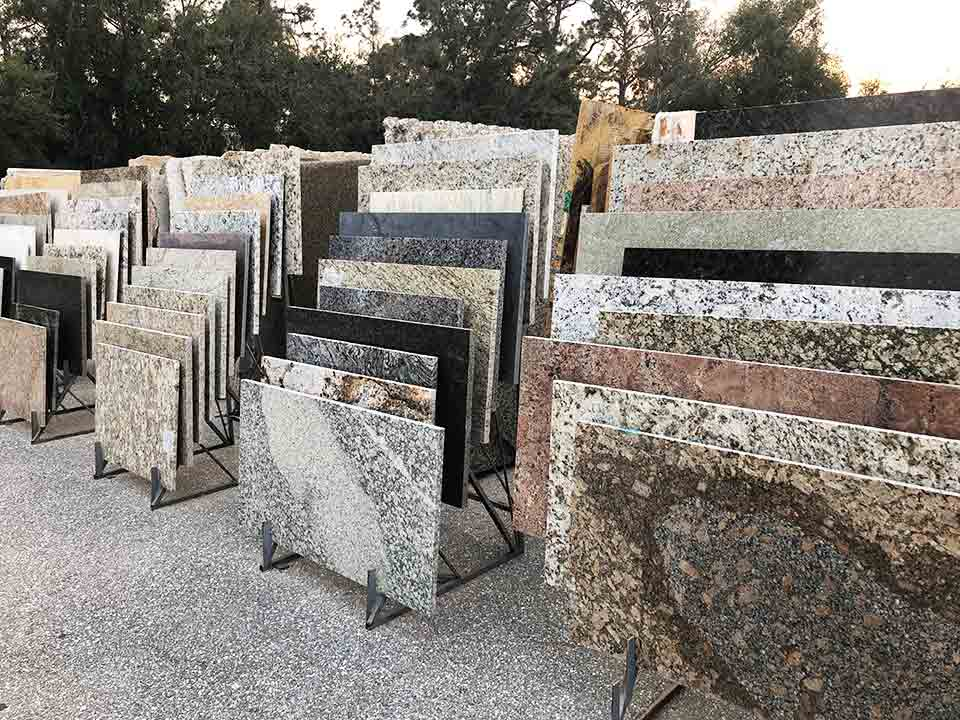 granite-remnants