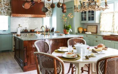 Go Green With Your Kitchen Design