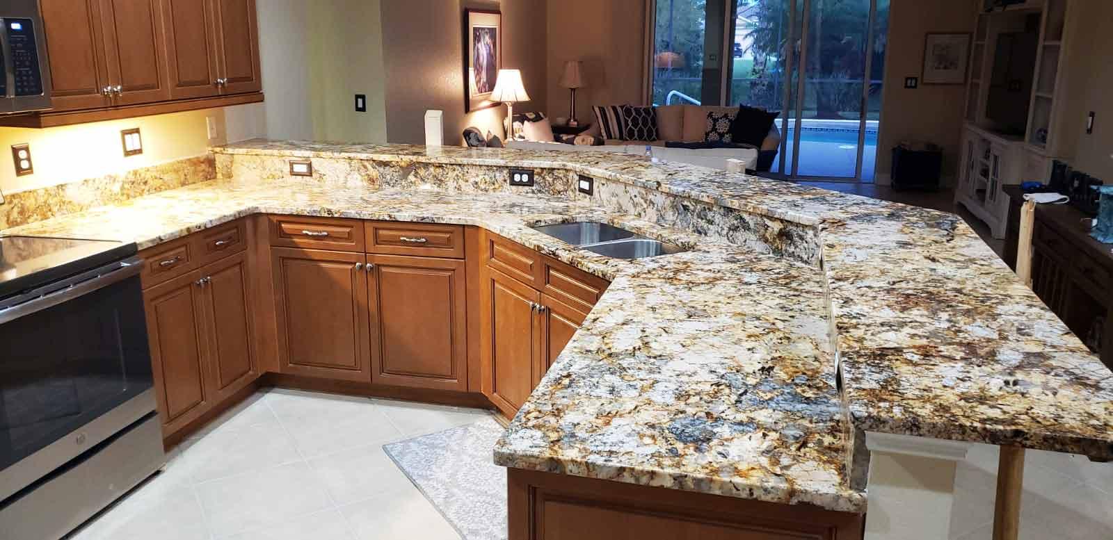 Top Granite Kitchen Of The Week Countertops More