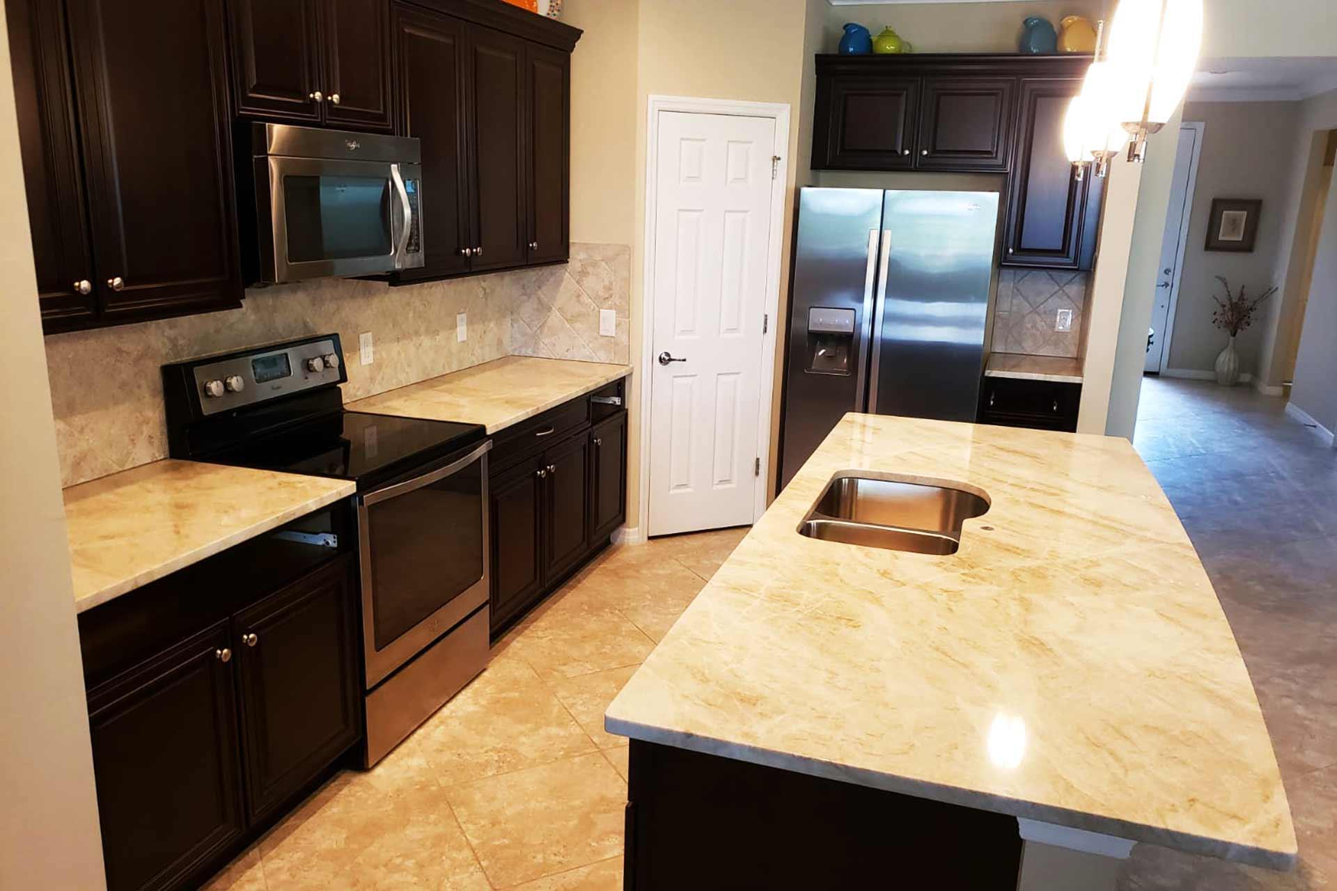 3 Benefits Of Kitchen Island Countertops Countertops More Com