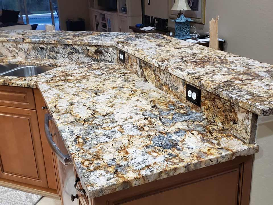 granite countertops remnants
