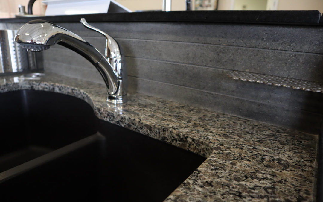 Granite Countertop Back Splash