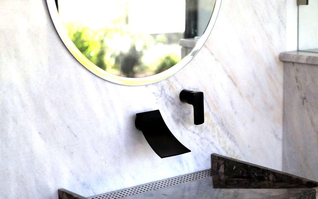 Marble & Granite Bathroom Shower