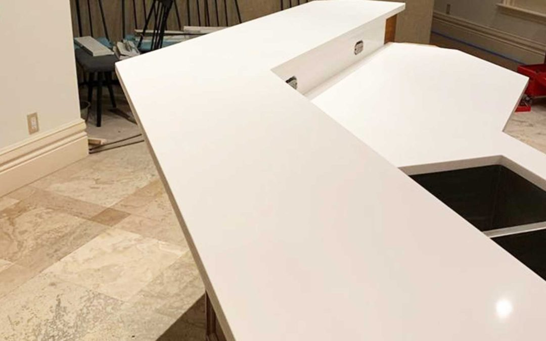 Countertop Project of the Week