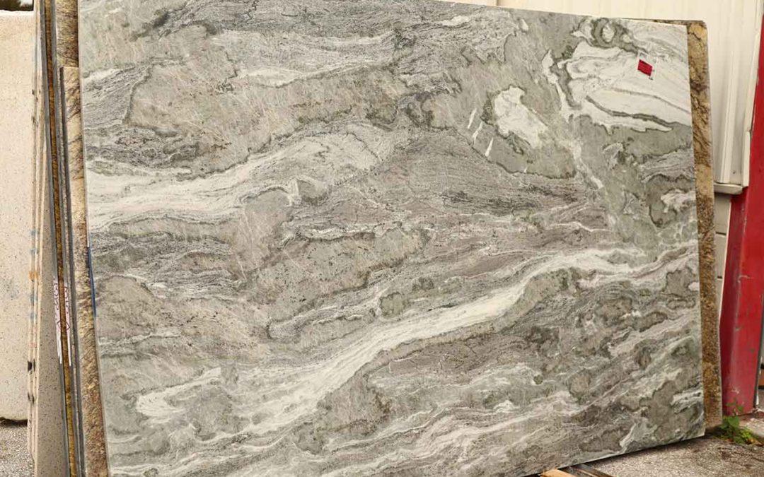 Beautiful New Granite Colors
