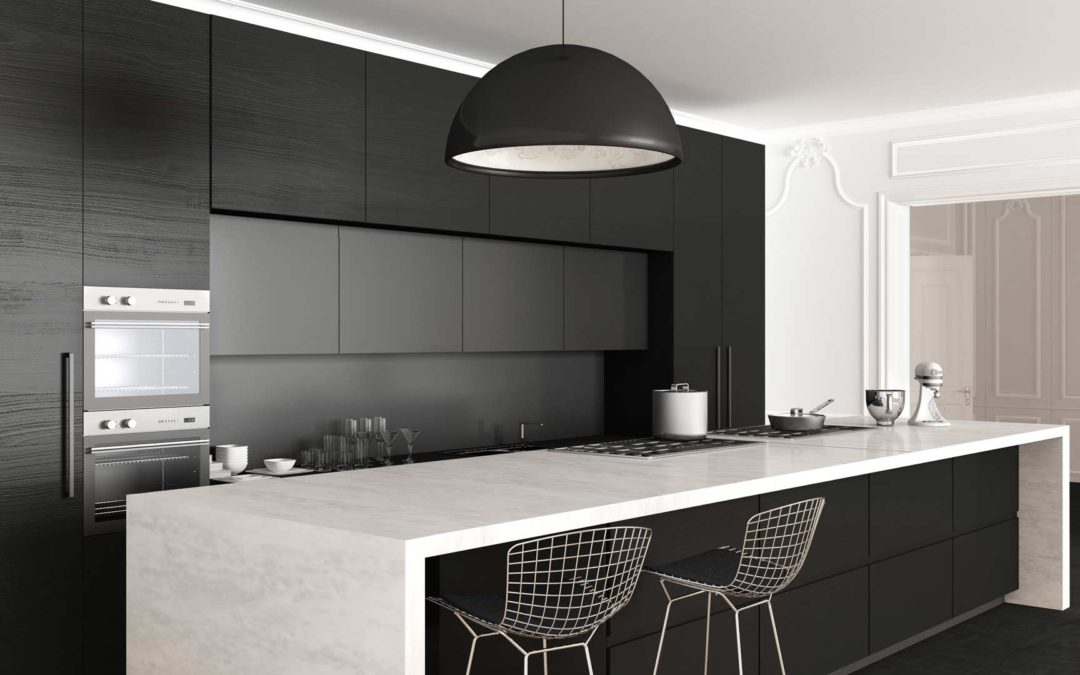 Modern Quartz Kitchens
